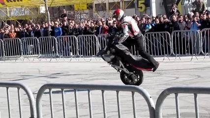 Ангиол Золтан стънт Пловдив 20.03.2010 част10