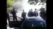 Изпращане на абитуриенти от автото Плевен 08.05.09 - 3