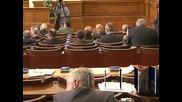 """""""Белене"""" отпадна от въпроса за референдума, депутатите от БСП и ДПС не гласуваха"""