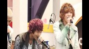 [fancam] 120609 L.joe and Niel Power Fm Public Broadcast