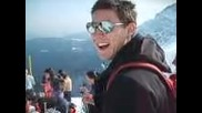 Кольо идиот на лагер по алпинизъм