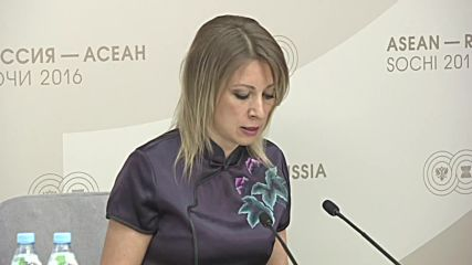 Russia: There is no 'Plan B' for Syrian crisis - FM's Zakharova