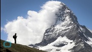 Swiss Declare Matterhorn Off Limits to Honor Dead Mountaineers