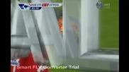 Велик Бербатов с феноменален хеттрик срещу Ливърпул! *19.09.2010г.*