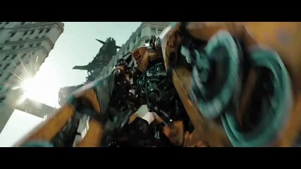 New Трейлър 4 на Transformers 3 Dark of the Moon *2011* Tv Spot 3