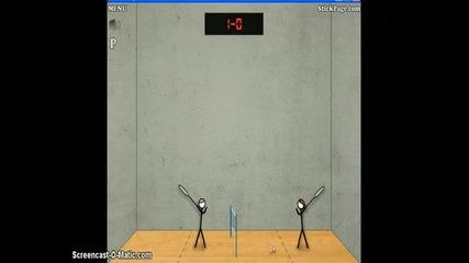 stick figure badminton ep1