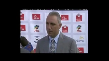 Стоичков дава интервю на английски