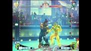 Dee Jay vs. Akuma - Street Fighter 4
