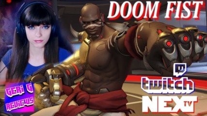 Overwatch Presenting Doom Fist with GeriGreviews