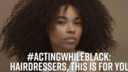 #ActingWhileBlack: Afro hair in Hollywood gets a movement