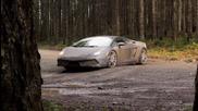 Едва ли италианците са си представяли такъв тест на Lamborghini !