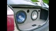 Bass В Audi 80