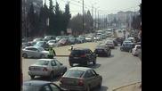 протест за горивата във Стара Загора - 4