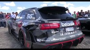 900hp Audi Rs6 Dtm Milltek Exhaust