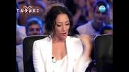 Синът на Тони Стораро в X - Factor България 16.09.11