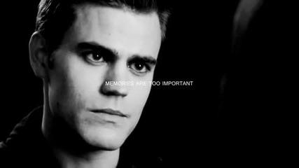Stefan and Elena - Skinny Love, What Happened Here