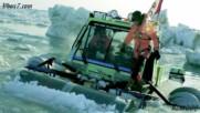 Необичайни превозни средства предназначени да се движат по сняг