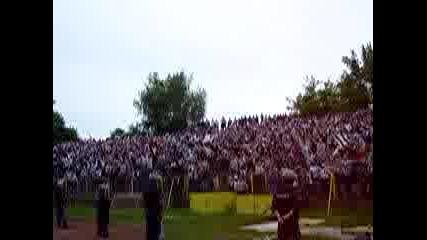 Ботев - Локо - Атмосвера На Терена