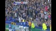 Everton 1-0 Chelsea ( Beckford )