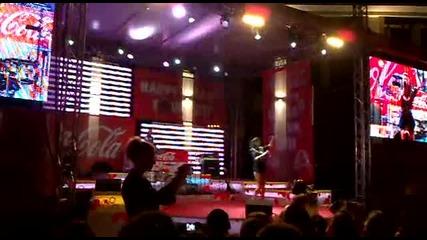 Coca-cola Happy Energy Tour 2011 5