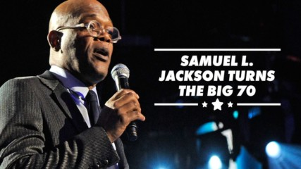Inside Samuel L. Jackson's lavish 70th birthday party