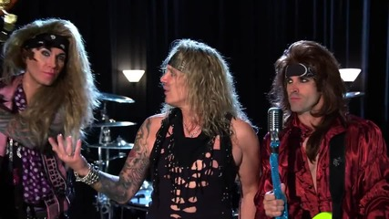 Steel Panther - The Burden Of Being Wonderful