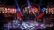 Novo-indira Radic i Pedja Medenica - Splet pesama - Grand Show (tv Pink 2014)