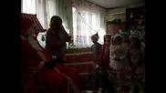 варвара - Дядо Коледа6