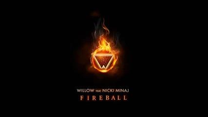 N E W ! Willow Smith ft. Nicki Minaj - Fireball