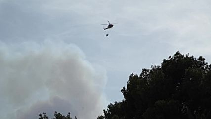 Spain: Thousands evacuated from Javea as fire rips through Costa Blanca