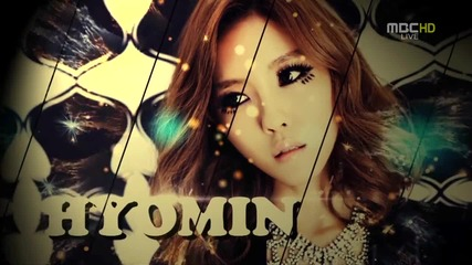 T-ara - Sexy Love (120908 Mbc Music Core)
