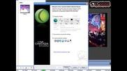 Как Да Конвертираме И Да Си Сложим Лого С Camtasia Studio 5 High Quality