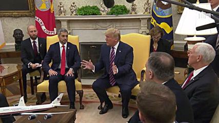 USA: It's 'hoax' - Trump blasts impeachment process
