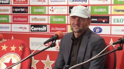 Радуканов: Миналата година по това време бяхме с нула точки, има възход