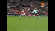 Феноменално Завръщане На Едуардо! Арсенал 3:0 Бърнли 08.03