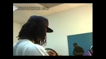Gucci Mane , Waka Flocka Flame & Oj Da Juiceman Showing Off Their Jewelry + Gucci Mane Photo Shoot