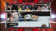 Sheamus & The Usos vs. The Wyatt Family: Raw, June 30, 2014
