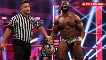 Top 10 Mejores Momentos de Raw En Español: WWE Top 10, May 25, 2020