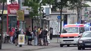 Germany: 1 killed, 2 injured in machete attack in Reutlingen