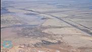 Flooding Severely Damages Bridges in California Desert
