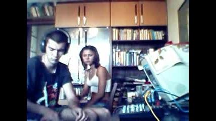 Музикална Импровизация В Къщи :)