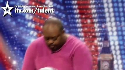 Britain's Got Talent - Antonio Popeye