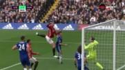 Челси - Манчестър Юнайтед 2:0 /първо полувреме/