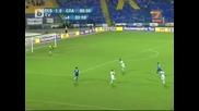 Левски София 1-0 Славия