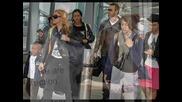 Мадона на Летище София - Неизлъчвани снимки