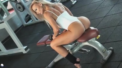 Женска Фитнес Мотивация - Красиви секси дами 2016