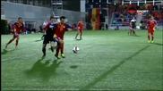 Андора 1 - 4 Белгия ( Квалификация за Европейско първенство 2016 ) ( 10/10/2015 )