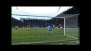 Бербатов голмайстор и шампион на Англия за 2010/2011 (видео)