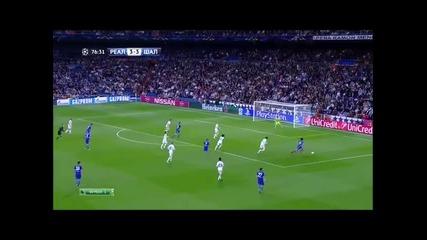 """Шалке разпиля Реал Мадрид насред """" Бернабеу """" с 3:4 и бе на косъм да сътвори страхотна сензация"""