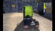 Euro Truck Simulator 2 Volvo Drifting!